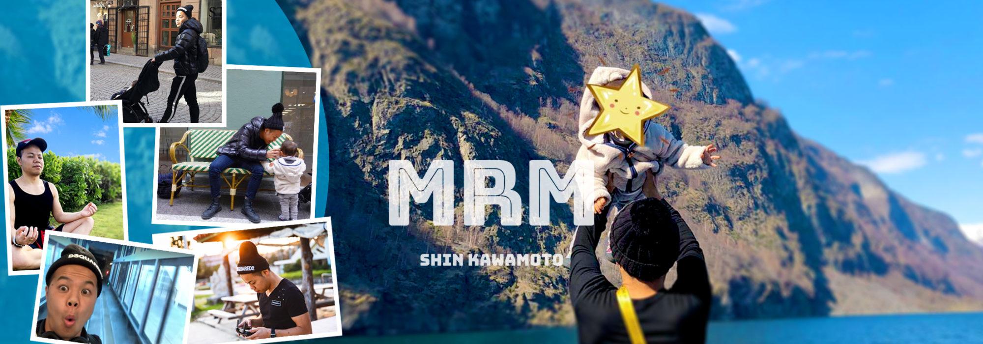 河本真(Mr.M)の公式blog